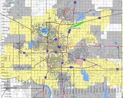 Map Of Oklahoma State by The Oklahoma City Tornadoes Of June 13 1998