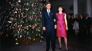history of white house blue room christmas trees necn