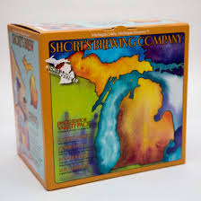 Michigan Brewery Map by Variety Pack U2013 December 2015 Release Short U0027s Brewing Company