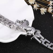 stainless steel charm bracelet chain images Bracelet stainless steel charm diy bracelets bangles charms jpeg