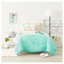 Little Mermaid Comforter Mermaids Sheet Set Pillowfort Target