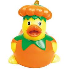 pumpkin rubber duck promotional pumpkin rubber duck