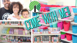 Home Organization Products by 1 Dollar Tree Shopping Vlog I Hit The Organization Products