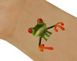 frog etsy