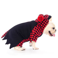 dog clothes for halloween dogloveit halloween clown costumes soft dog clothes for dog cat