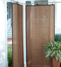 Outdoor Privacy Curtains Create Shade And Privacy Outdoors With These Water Resistant