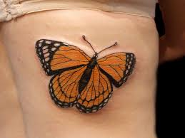 50 monarch butterfly tattoos