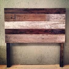 Distressed Wood Headboard by News Reclaimed Headboard On Headboard Pallet Furniture Reclaimed