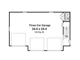 garage floor plans carriage house plans 3 car garage apartment plan 001g 0004 at
