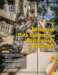 army sustainment november december 2016 by army sustainment