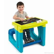 bureau enfant smoby toys 420101 bureau petit ecolier ardoise magnétique