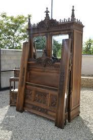 1317 best gothic images on pinterest gothic antique furniture walnut gothic bedroom set