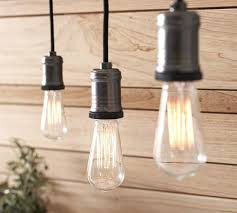 Barn Light Lowes Pendant Track Lighting Exposed Bulb Pottery Barn Hampton Bay Light