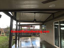Metal Patio Covers Cost by Central Valley Awning And Patio