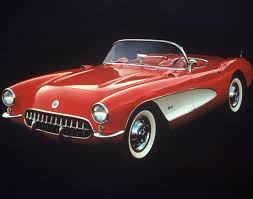 50s corvette 1957 chevrolet corvette photos chevrolet unveils
