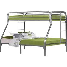 Bunk Beds  Walmart Futon Bunk Bed Full Over Futon Bunk Bed Loft - Metal bunk bed futon combo