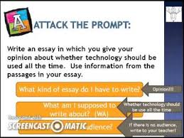 attack the prompt fsa writing youtube