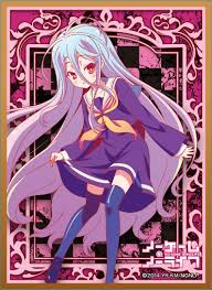 no game no life amazon com shiro no game no life anime character card game