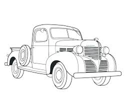 jet truck coloring page old truck coloring pages old truck coloring pages dodge pickup old