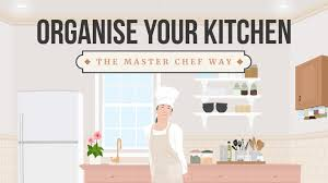 how to organize your kitchen in 5 simple steps youtube