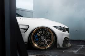 bmw m4 widebody alpine white bmw gtrs4 adv7 track spec cs series wheels adv 1
