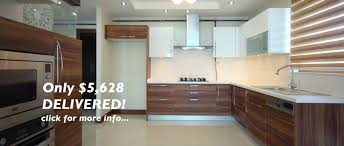 High Gloss Lacquer Kitchen Cabinets Price Breakdown Anthracite Oak And High Gloss Lacquered Ral 9010
