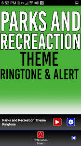 amazon com parks and recreation theme ringtone appstore for android