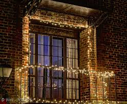 simple is sometimes the best when it comes to christmas lights