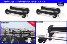 porta snowboard per auto portasci da auto con paia di sci 4 ebay