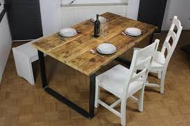 Pallet Dining Room Table Perfect Pallet Ideas To Furnish A House With Sophistication I