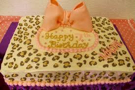 leopard print cakes u2013 decoration ideas little birthday cakes