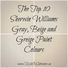Sherwin Williams Interior Paint Colors by Sherwin Williams 5 Of The Best Neutral Beige Paint Colours