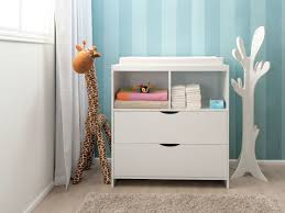 Pink Changing Table by Mocka Change Table And Drawer Set Nursery Furniture