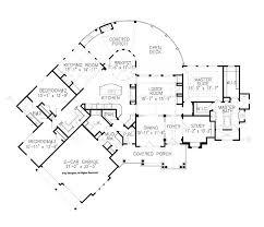 Grandeur 8 Floor Plan Craftsman Style House Plan 3 Beds 2 5 Baths 2611 Sq Ft Plan 54