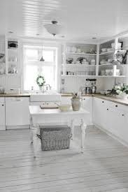 shabby chic kitchen ideas shabby chic kitchen ideas with small table grey board floors w