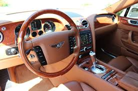 bentley steering wheel 2011 bentley continental flying spur stock 6nc052764a for sale