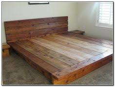 Diy Bed Platform Interior Design Diy Platform Bed Plans Popular Pallet Platform