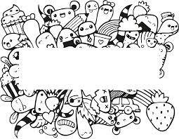 doodle name berbagi itu indah template doodle name branding