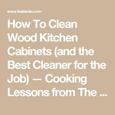 How To Clean Wood Kitchen by How To Clean Painted Wood Kitchen Cabinets U2013 Truequedigital Info