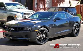 chevy camaro black on black chevy camaro wheels and tires 18 19 20 22 24 inch