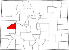 Colorado Map Images by Delta County Colorado Wikipedia