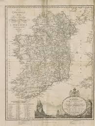 1820 Map Of United States by File Wilson U0027s 1820 Map Of The Roads Of Ireland With All The Post