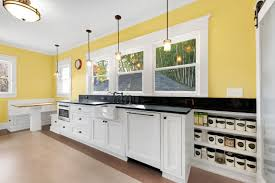 yellow kitchen walls white cabinets yellow kitchen walls with white cabinets home architec ideas