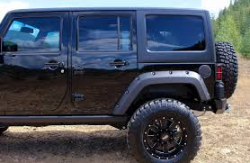 jeep black wrangler jeep black mamba edition dave smith custom