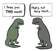 t rex happy and you it if you re happy and you it
