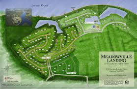 site plan meadowville landing