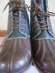s lace up boots size 9 s sherman lace up duc boots size 9 brown sonoma for