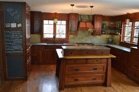 Craftsman Kitchen Cabinets Craftsman Kitchen Gary Arthurs U2013 Crafted Interiors