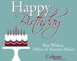 birthday greetings alumni search alumni ideas