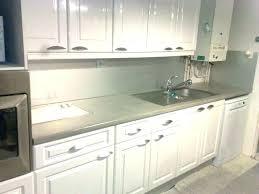 cuisine en béton ciré prix beton cire sur carrelage beton cire sur carrelage prix beton